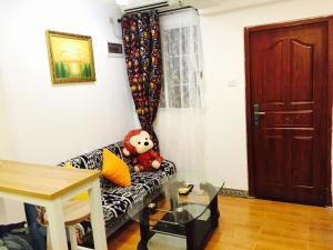Guangzhou Riverside Apartment, Apartmány  Kanton - big - 10