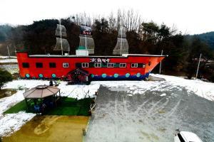 Pirate Ship Pension, Penziony  Andong - big - 104