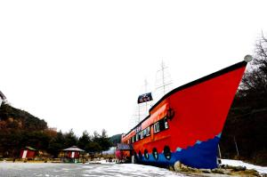Pirate Ship Pension, Penziony  Andong - big - 92
