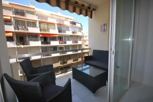 Two bedroom apartment near the Martinez Hotel, Apartmány  Cannes - big - 18