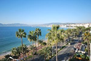 Two bedroom apartment near the Martinez Hotel, Apartmány  Cannes - big - 19