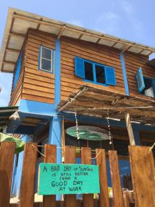 Hostal Puerto Engabao Surf Shelter, Hostely  Engabao - big - 1