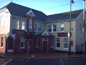 The Dillwyn arms hotel