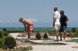 Obzor Beach Resort, Апарт-отели  Обзор - big - 17