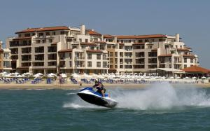 Obzor Beach Resort, Апарт-отели  Обзор - big - 14