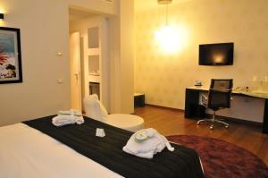 Holiday Inn Genoa City, Szállodák  Genova - big - 49
