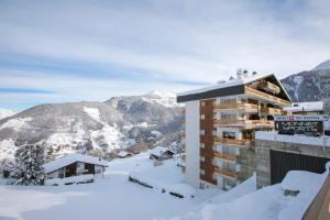 Appartement Diana 9 - Apartment - La Tzoumaz
