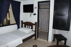 Cabañas Villa Juakiana, Guest houses  Coveñas - big - 4