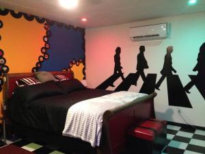 Swan Song Inn, Bed & Breakfasts  Marshfield - big - 40