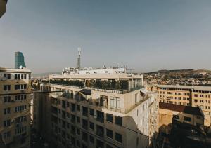 Tornike`s Apartment, Apartmány  Tbilisi - big - 9