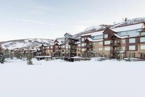 Silver Star #802 - 2 Bed TH, Nyaralók  Park City - big - 21