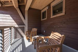 Silver Star #802 - 2 Bed TH, Nyaralók  Park City - big - 26