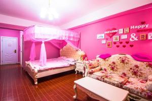 Yue Tian Apartment, Apartmanok  Szanja - big - 6
