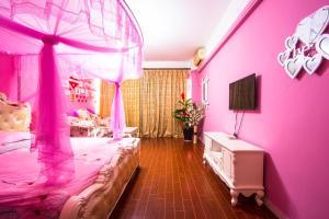 Yue Tian Apartment, Apartmanok  Szanja - big - 11