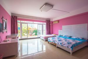 Yue Tian Apartment, Apartmanok  Szanja - big - 40