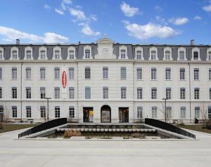Residhome Grenoble Caserne De Bonne - Hotel - Grenoble