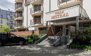 Apartamenty Laguna Villa Mistral
