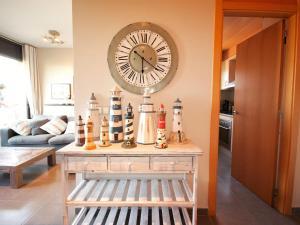 Bon Relax Flat 2, Apartmány  Sant Pere Pescador - big - 18