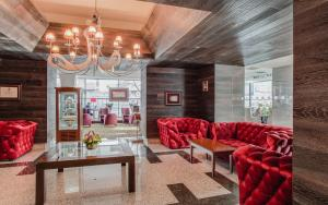 Intourist Hotel, Hotel  Zaporozhye - big - 44