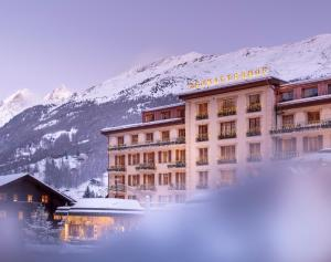 Grand Hotel Zermatterhof, Hotels  Zermatt - big - 50
