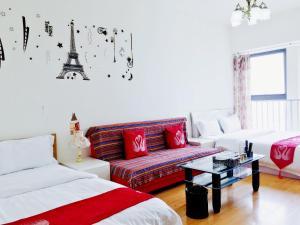 Chengdu Tu Le Apartment - Kuai Zhai Xiang Zi Branch, Appartamenti  Chengdu - big - 41