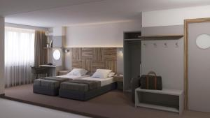 Business-hotel Voskresensk - Kostylëvo