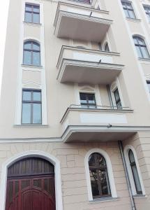 Starotoruński apartament