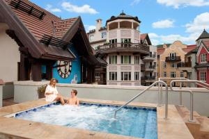 The Arrabelle at Vail Square a RockResort - Accommodation - Vail