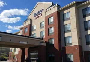 Fairfield Inn & Suites by Marriott Vernon - Hotel