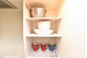 Stylish room in downtown, Apartmány  Tokio - big - 16