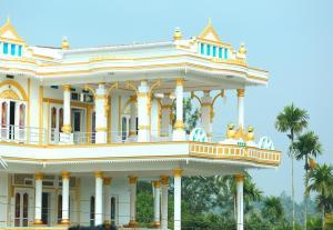White Gold Palace, Magánszobák  Szultán Bathery - big - 25