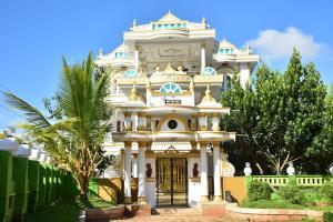 White Gold Palace, Magánszobák  Szultán Bathery - big - 26