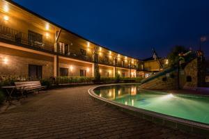 Hotel Termálkristály Aqualand, Hotely  Ráckeve - big - 16