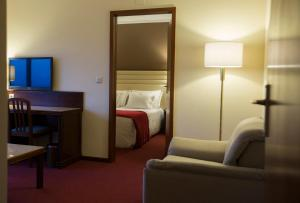 Hotel Miracorgo, Hotely  Vila Real - big - 23