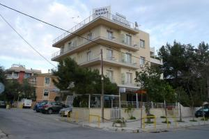 Double or Twin Room with Side Sea View Hotel Ikaros