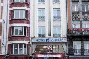 emblème de l'établissement Hotel De Londres