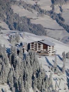 Ehrenbachhöhe on Top of the Mountain - Hotel - Kitzbühel