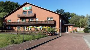 """Hotel """"An der Warthe"""" - Leisten"""