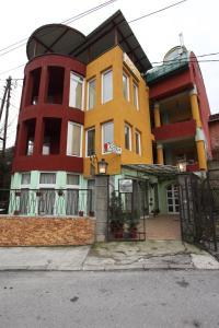 Accommodation in Gorno Lakočerej