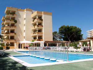 Apartament Apartamentos Arlanza - Only Adults Playa d'en Bossa Hiszpania