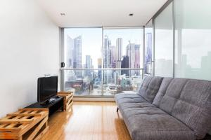 Location & Luxury in Central of Melbourne - 1207, Apartments  Melbourne - big - 9