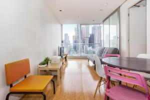 Location & Luxury in Central of Melbourne - 1207, Apartments  Melbourne - big - 1