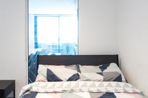 Melbournian Luxury Lifestyle 1BR, Apartments  Melbourne - big - 28
