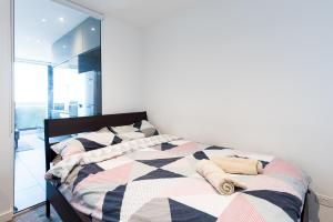 Melbournian Luxury Lifestyle 1BR, Apartments  Melbourne - big - 26