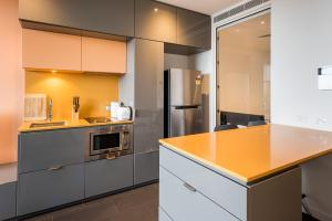 Melbournian Luxury Lifestyle 1BR, Apartments  Melbourne - big - 11
