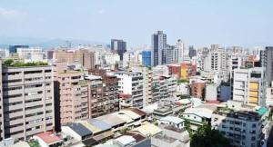 Q Square Garden Apartment, Appartamenti  Taipei - big - 114