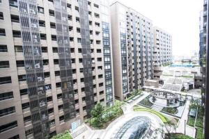Q Square Garden Apartment, Appartamenti  Taipei - big - 116