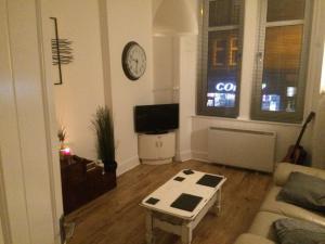 Whole 1 bedroom flat, free parking - Hotel - Glasgow