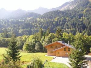 Location gîte, chambres d'hotes La cascade d argent dans le département Haute Savoie 74
