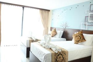 Sky Beach, Hotels  Ao Nang Beach - big - 29